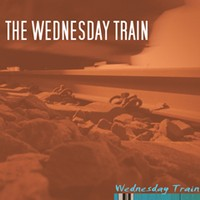 Frontcover Wednesday Train
